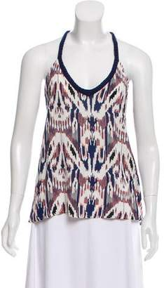 7299d5f40ea4c Ella Moss Ikat-Printed Sleeveless Top w  Tags