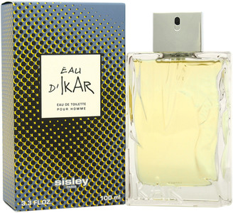Sisley Men's Eau D'ikar 3.3Oz Eau De Toilette Spray