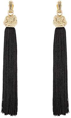 Saint Laurent Women's Loulou Earrings