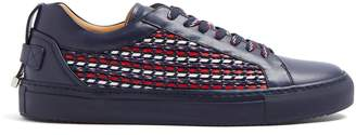 Buscemi Lyndon low-top leather trainers