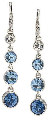 Carolee Linear Drop Earrings