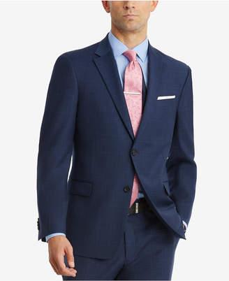 Tommy Hilfiger Men Modern-Fit Th Flex Performance Plaid Suit Jacket
