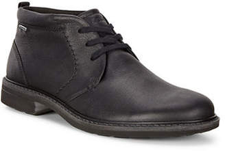 Ecco Turn GTX Leather Chukka Boots
