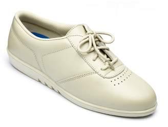 Free-Step Ladies 'Treble' Shoe In Stone Leather