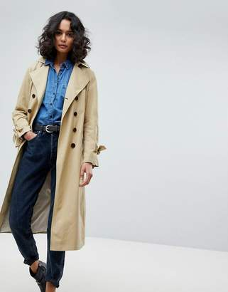 BOSS Casual Trench Coat