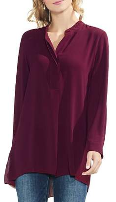 Vince Camuto Soft Long-Sleeve Tunic Top