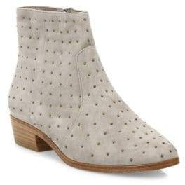 Joie Lacole Studded Suede Booties