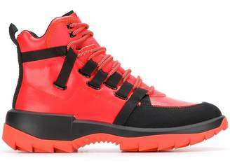 Camper Lab ankle lace-up boots