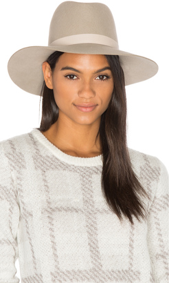 Janessa Leone Ava Wide Brimmed Fedora $180 thestylecure.com