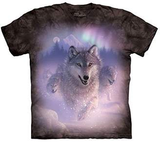 The Mountain Men's Northern Lights T-Shirt