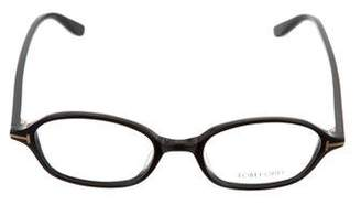Tom Ford Round Reading Eyeglasses w/ Tags