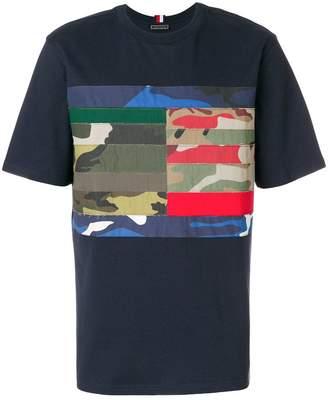 Tommy Hilfiger camo T-shirt