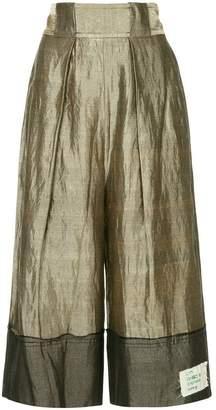 Kitx wide-legged culottes