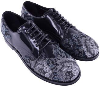 Dolce & Gabbana Leather lace ups