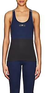 Stella McCartney adidas x Women's Colorblocked Yoga Tank-Navy