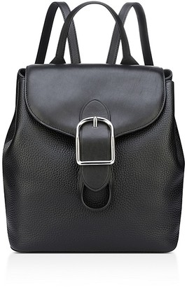 Anne Klein Catherine Leather Backpack $298 thestylecure.com