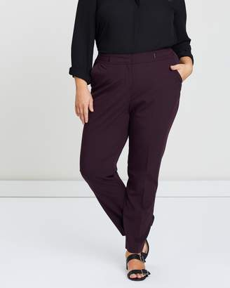 Evans Bar Tab Tapered Trousers