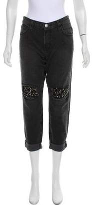 Current/Elliott The Fling Mid-Rise Jeans w/ Tags