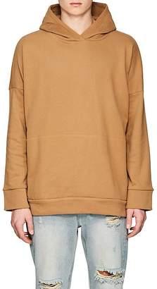 Stampd Men's Cotton-Blend Fleece Oversized Hoodie