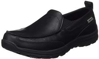 Skechers Men's Hobbes Safety Shoes,45 EU
