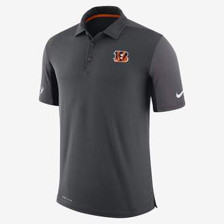 Nike Dri-FIT Team Issue (NFL Bengals) Men's Polo
