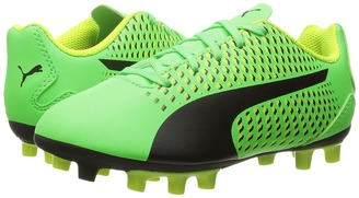 Puma Kids Adreno III FG Jr Soccer (Toddler/Little Kid/Big Kid) $29.99 thestylecure.com