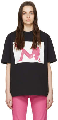 Calvin Klein Jeans Est. 1978 Black Icon Printed T-Shirt