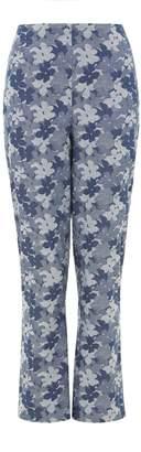 SABINNA - Lux Trousers Flower Denim