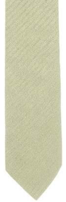 Hermes Herringbone Patterned Tie