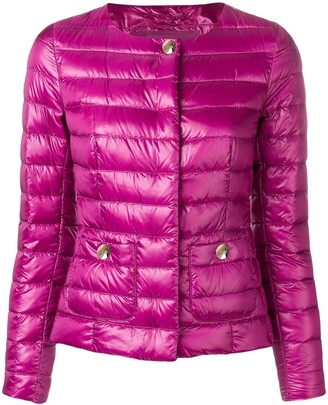 Herno fitted down jacket