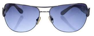 Marc by Marc Jacobs Aviator Tinted Sunglasses