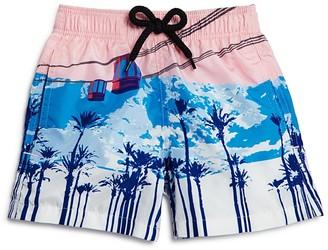 Vilebrequin Boys' Jam Sky Blue Swim Trunks $155 thestylecure.com