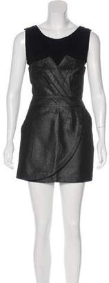 Jenni Kayne Sleeveless Mini Dress