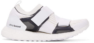 adidas by Stella McCartney White Running Ultraboost X Sneakers