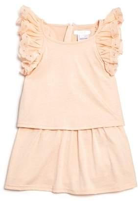 Chloé Girls' Popover Jersey Dress - Baby