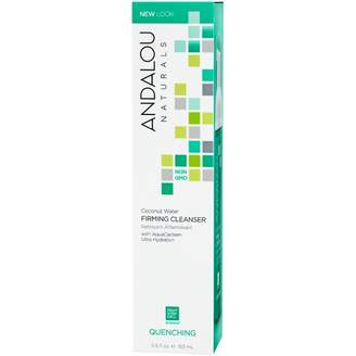Andalou Naturals Quenching Skin Care Coconut Water Firming Cleanser 163 mL