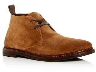 John Varvatos Men's Zander Suede Chukka Boots