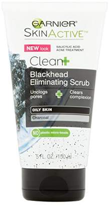Garnier SkinActive Charcoal Blackhead Acne Treatment Scrub