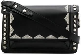 Isabel Marant stud embellished shoulder bag