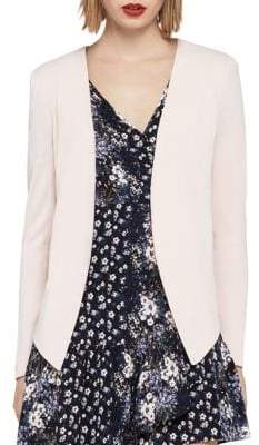 BCBGeneration Lace-Up Tuxedo Jacket