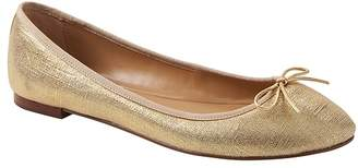 Banana Republic Robin Almond-Toe Ballet Flat