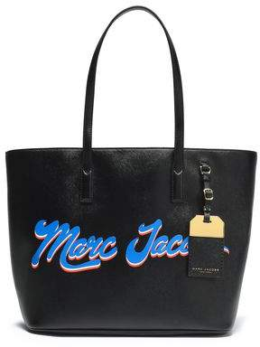 Marc Jacobs Printed Faux Leather Tote