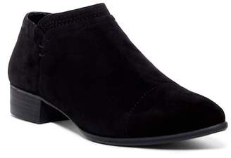 Vince Camuto Jannie Suede Ankle Bootie