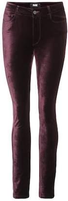 Paige Verdugo velvet jeans