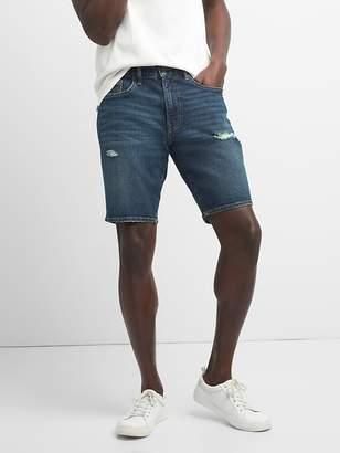 "Gap 10"" Slim Denim Shorts with GapFlex"