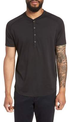 Good Man Brand Slim Fit Jersey Henley T-Shirt