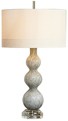 Global Views Cloud Table Lamp - Light Gray