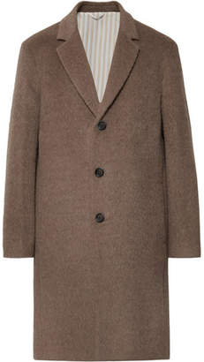 President's Alpaca And Wool-Blend Overcoat