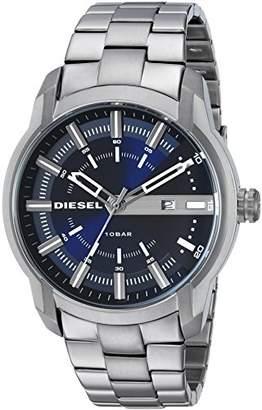 Diesel Men's Armbar Stainless Steel Dress Watch