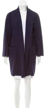 Gianfranco Ferre Open Front Lightweight Jacket